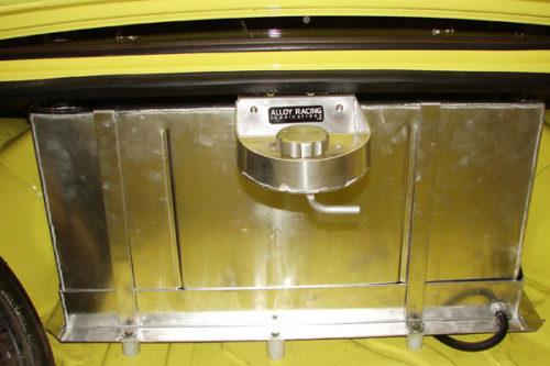 Opel Ascona A réservoir aluminium