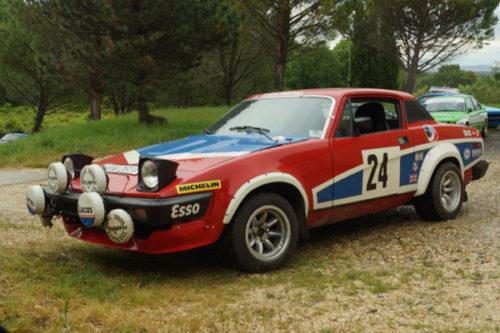 Triumph TR7 TR8 jante