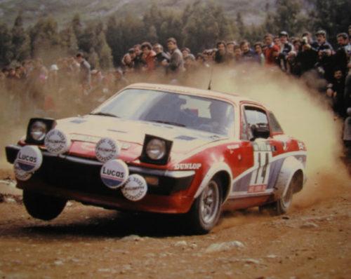 Triumph TR7V8 (TR8)