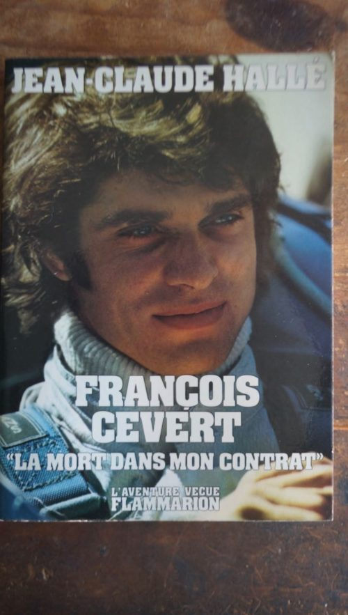 François Cevert livre