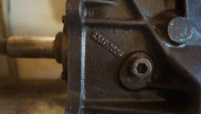 boite de vitesse Ford T9
