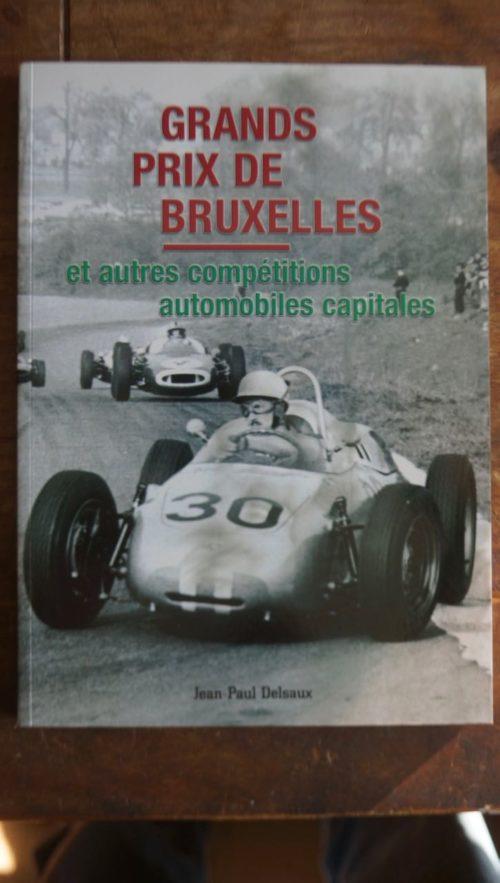 Grands Prix de Bruxelles livre