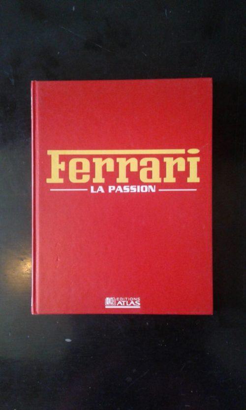 FERRARI La Passion livre