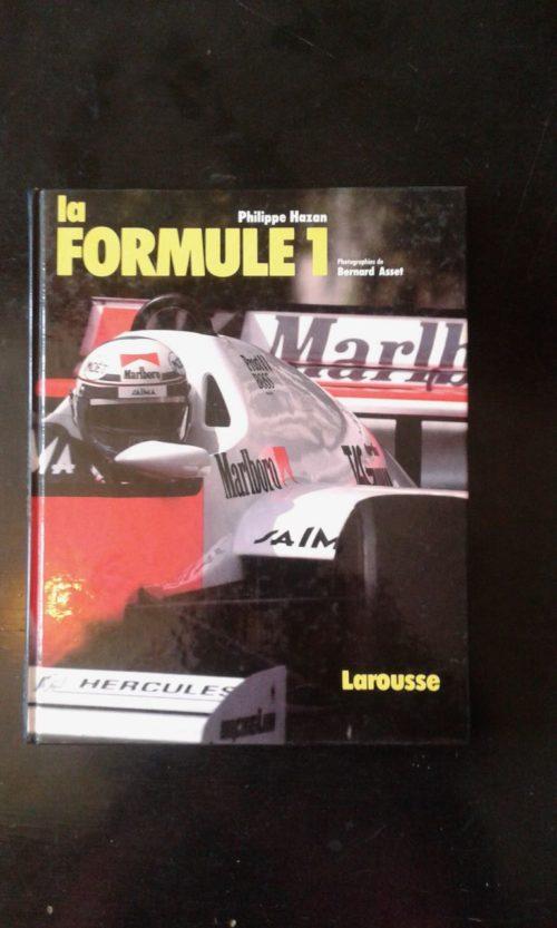 La Formule 1 livre
