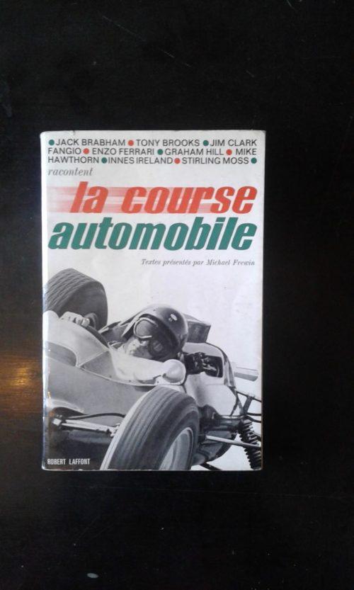 la course automobile livre
