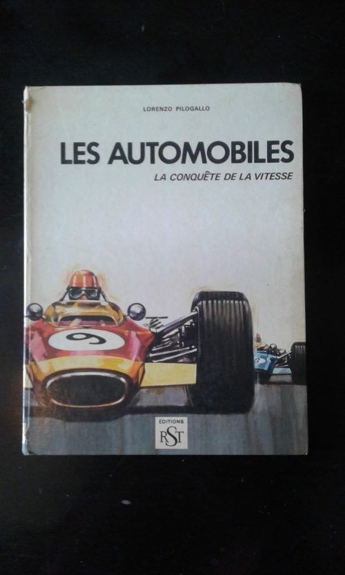Les Automobiles livre