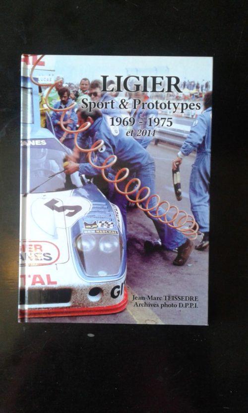 Ligier Sport Prototypes livre