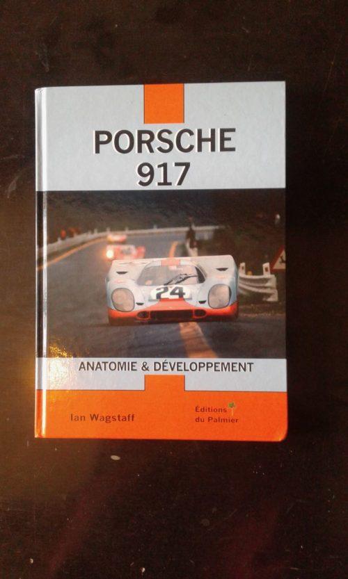 Porsche 917 anatomie développement
