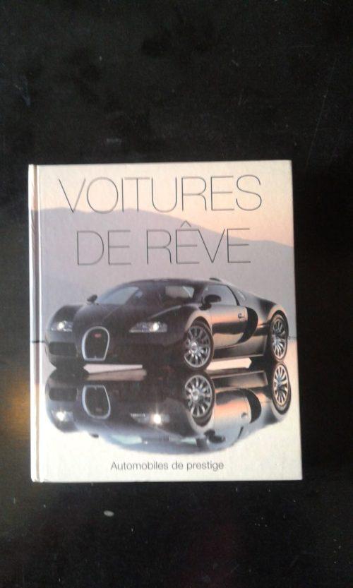 voitures de rêve livre 2010