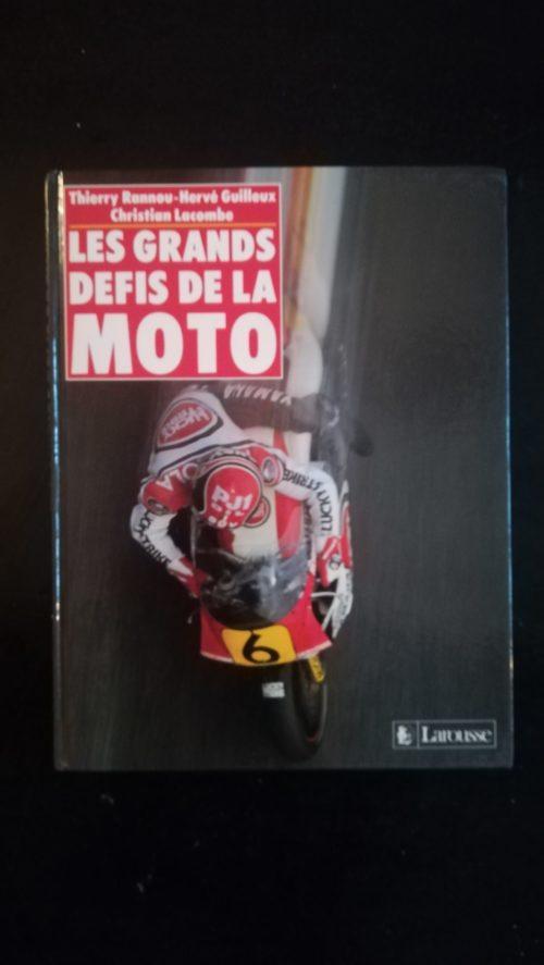 Les Grands Défits de la Moto livre