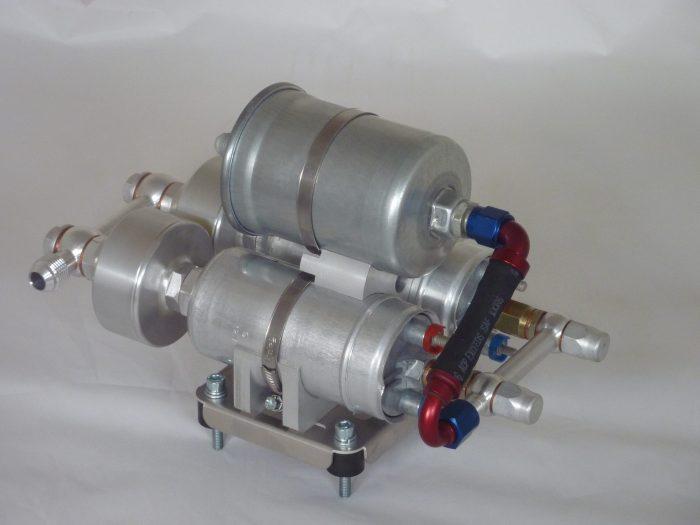 bloc compact pompes essence Bosch
