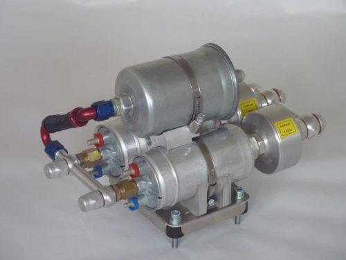 pompes essence Bosch bloc compact