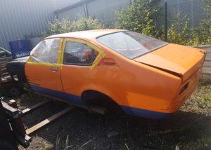 OPEL KADETT GT à vendre