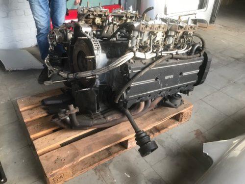 FERRARI 512 BB moteur