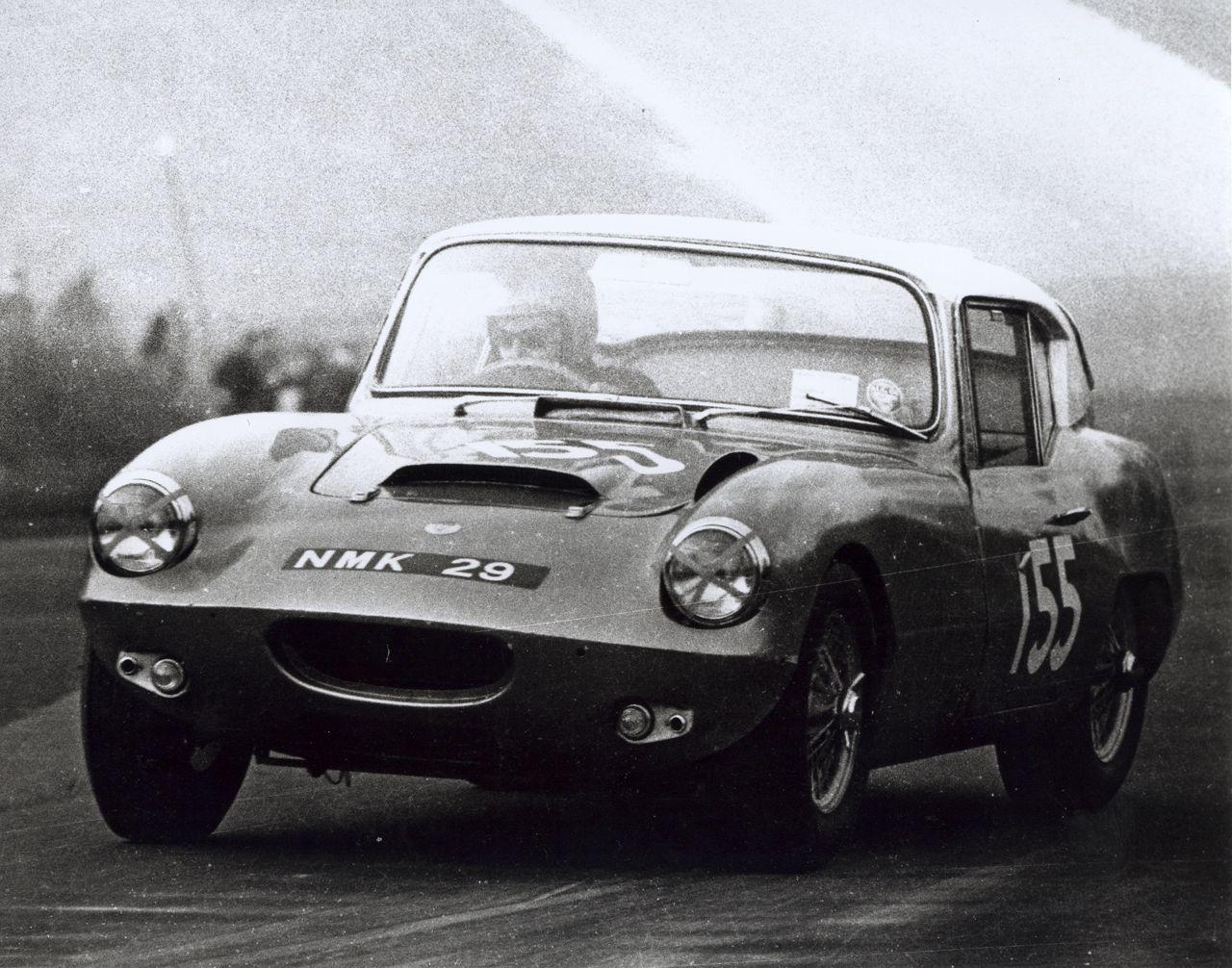 Elva Courier GT
