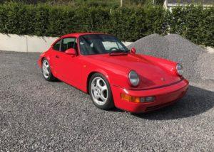 PORSCHE 964 RS à vendre