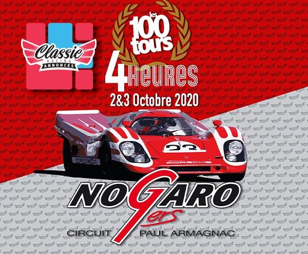 100 tours Nogaro