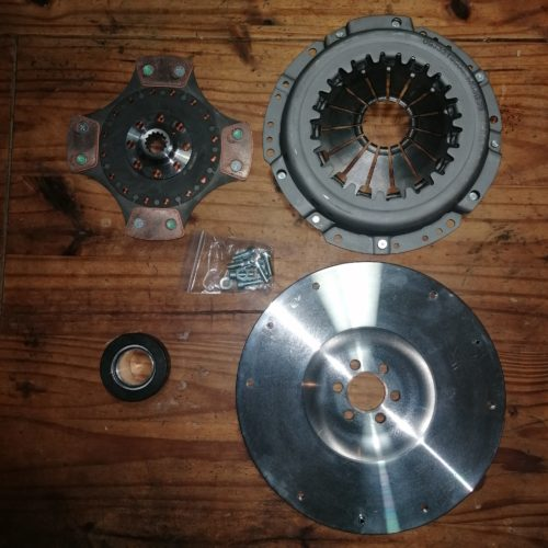 CIH engine competition clutch