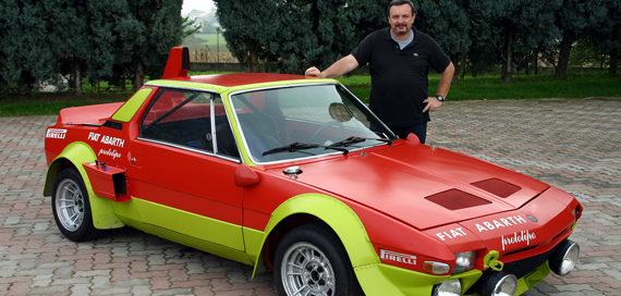 FIAT X1/9 PROTOTYPO